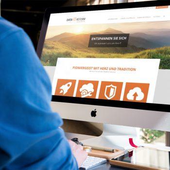 DATAreform neue Webseite